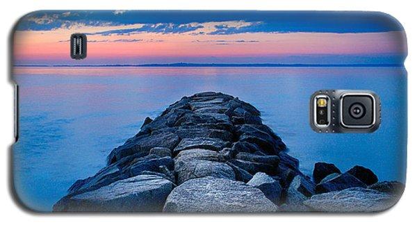Mink Meadow Jetty Galaxy S5 Case