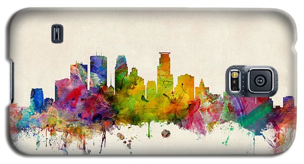Minneapolis Minnesota Skyline Galaxy S5 Case