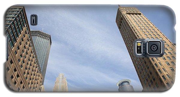 Minneapolis Skyline Galaxy S5 Case