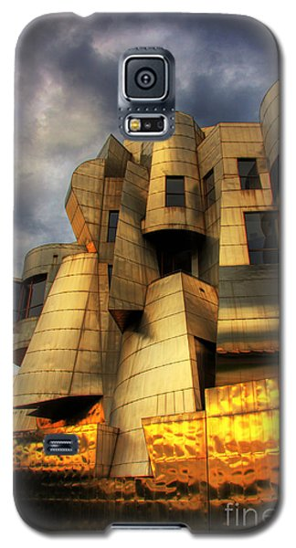 Minneapolis Skyline Photography Weisman Museum Galaxy S5 Case