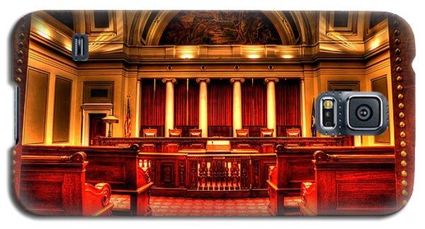 Minnesota Supreme Court Galaxy S5 Case by Amanda Stadther