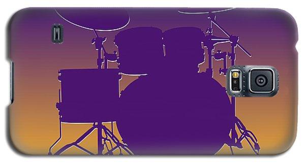 Minnesota Vikings Drum Set Galaxy S5 Case