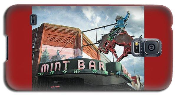 Mint Bar Sheridan Wyoming Galaxy S5 Case