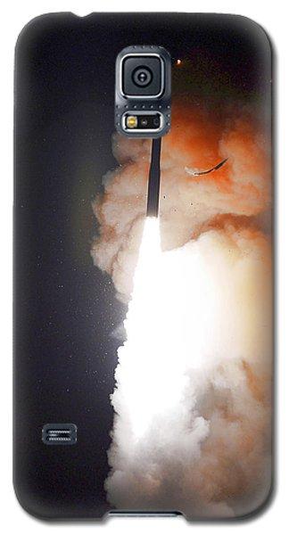 Minuteman IIi Missile Test Galaxy S5 Case