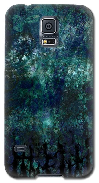 Galaxy S5 Case featuring the digital art Miracle  by Shabnam Nassir