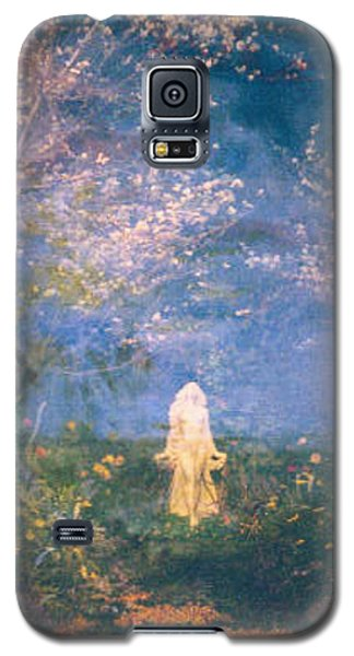 Galaxy S5 Case featuring the photograph Mirage by Judith Morris
