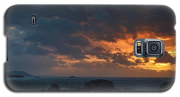 Mirandas Islands Galicia Spain Galaxy S5 Case