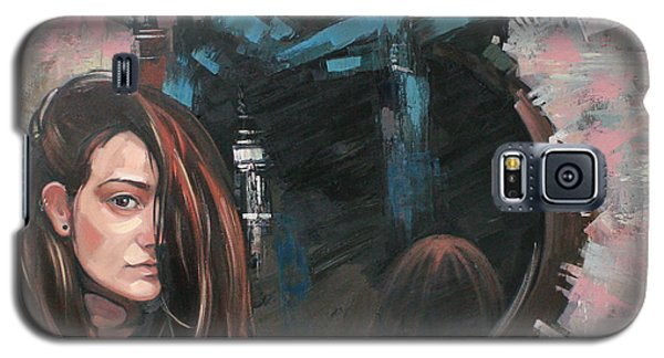 Mirror Galaxy S5 Case by Anastasija Kraineva