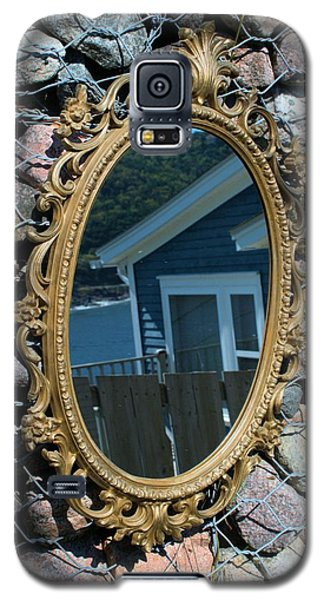 Galaxy S5 Case featuring the photograph Mirror by Douglas Pike