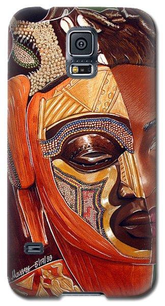 Mirror Heritage Galaxy S5 Case