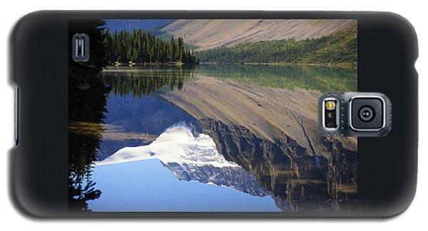Mirror Lake Banff National Park Canada Galaxy S5 Case