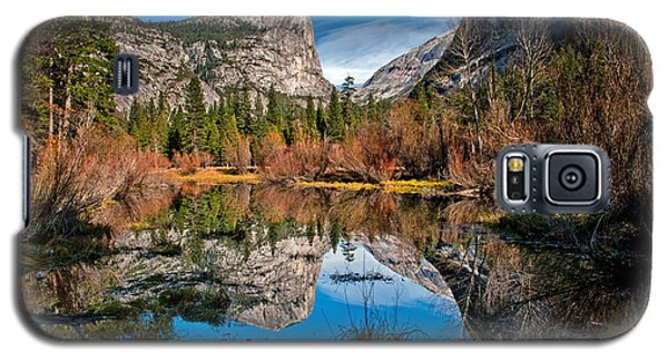 Mirror Lake Galaxy S5 Case