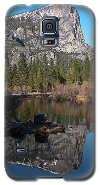 Mirror Lake Yosemite Galaxy S5 Case