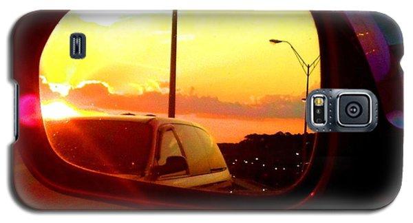 Mirror Sunset Galaxy S5 Case