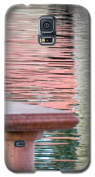 Galaxy S5 Case featuring the photograph Mirror To The Soul by Deb Halloran