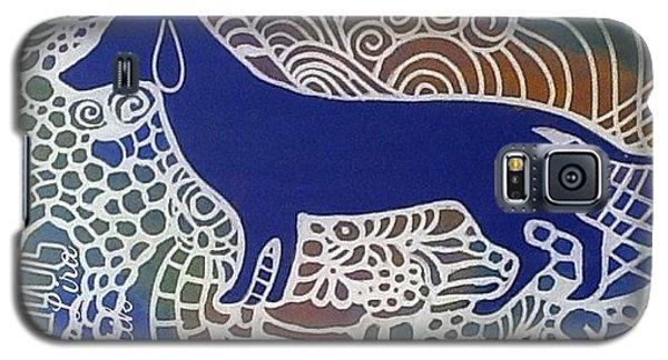 Galaxy S5 Case - Dog Lovers by Sandra Lira