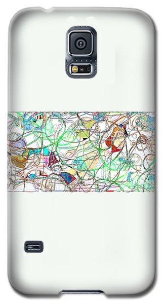 Mishagas Galaxy S5 Case by Gabrielle Schertz