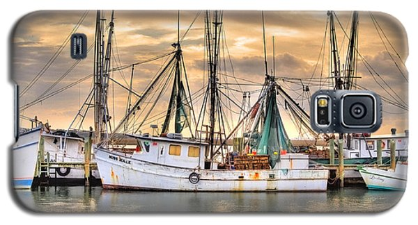 Miss Hale Shrimp Boat Galaxy S5 Case