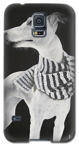 Miss Scarlett Galaxy S5 Case