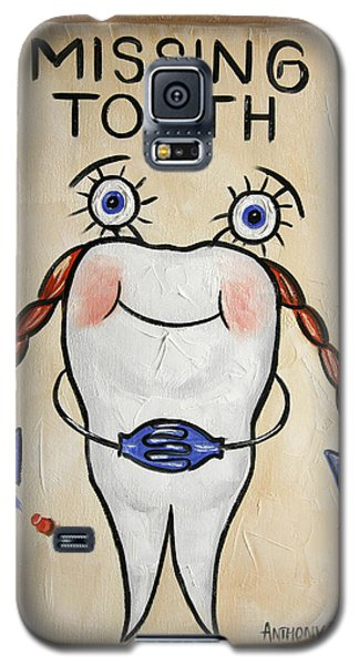 Missing Tooth Galaxy S5 Case