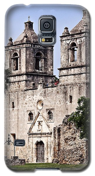 Galaxy S5 Case featuring the photograph Mission Concepcion by Andy Crawford