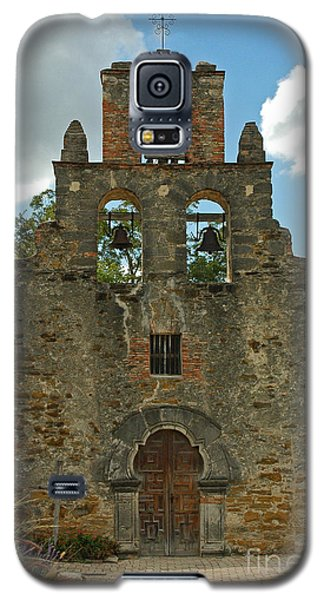 Galaxy S5 Case featuring the photograph Mission Espada by Olivia Hardwicke