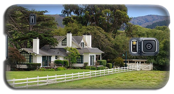 Mission Ranch - Carmel California Galaxy S5 Case by Glenn McCarthy Art and Photography