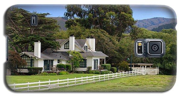 Mission Ranch - Carmel California Galaxy S5 Case