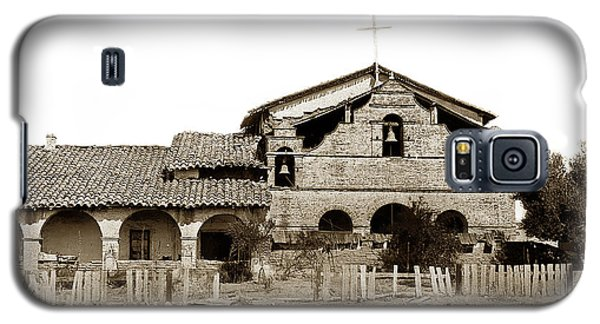 Mission San Antonio De Padua California Circa 1885 Galaxy S5 Case by California Views Mr Pat Hathaway Archives