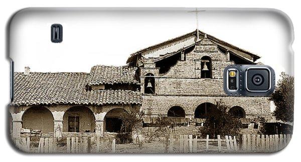 Mission San Antonio De Padua California Circa 1885 Galaxy S5 Case