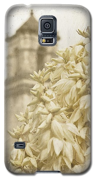 Mission San Jose And Blooming Yucca Galaxy S5 Case
