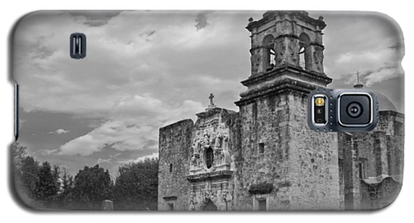 Mission San Jose Bw Galaxy S5 Case