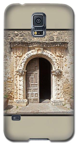 Mission San Jose Chapel Entry Doorway Galaxy S5 Case