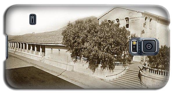 Mission San Luis Obispo De Tolosa California 1880  Galaxy S5 Case by California Views Mr Pat Hathaway Archives