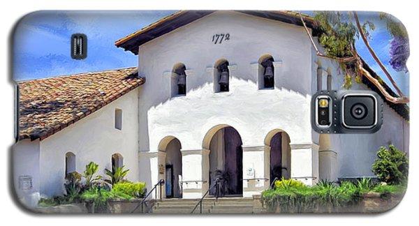 Mission San Luis Obispo De Tolosa Galaxy S5 Case by Dominic Piperata