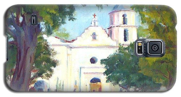 Mission San Luis Rey Galaxy S5 Case
