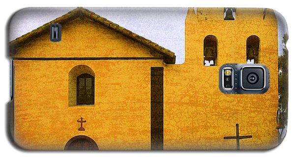 Mission Santa Inez Galaxy S5 Case