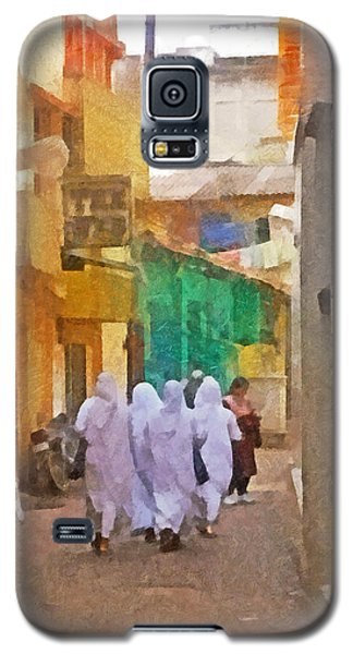 Missionaries Of Charity Galaxy S5 Case