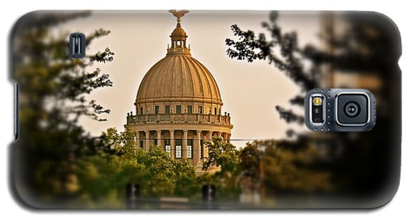 Mississippi State Capitol Dome Galaxy S5 Case
