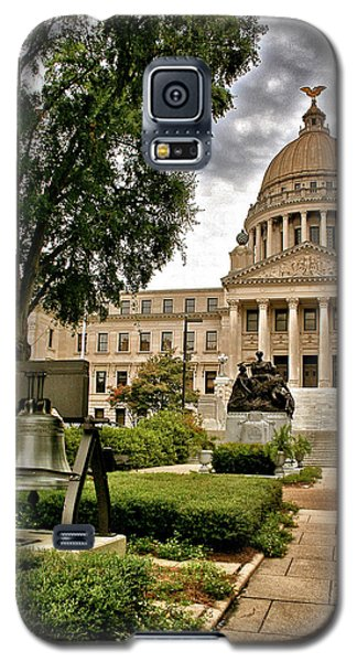 Mississippi State Capitol Galaxy S5 Case