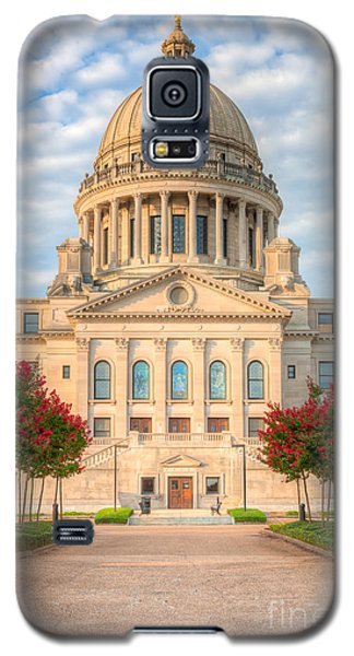 Mississippi State Capitol V Galaxy S5 Case