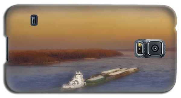 Mississippi Sunset Galaxy S5 Case