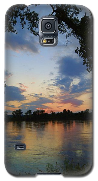 Missouri River Glow Galaxy S5 Case
