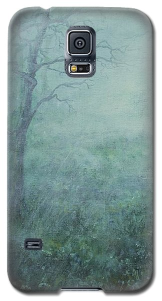 Mist On The Meadow Galaxy S5 Case