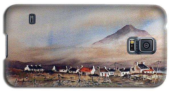 Mist Over Dugort Achill Island Mayo Galaxy S5 Case
