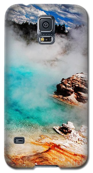 Mists Of Another World Galaxy S5 Case by Lincoln Rogers
