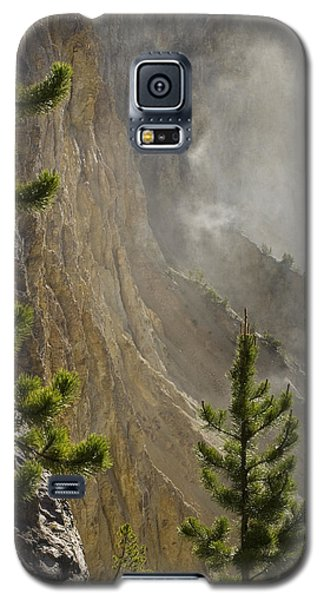 Misty Canyon  Galaxy S5 Case