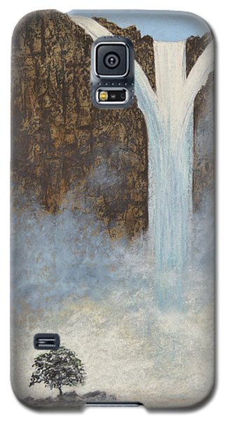 Misty Falls Galaxy S5 Case