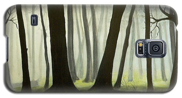 Misty Forrest Galaxy S5 Case