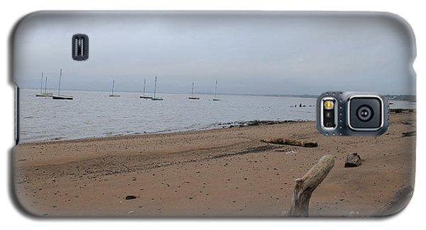 Misty Harbor Galaxy S5 Case